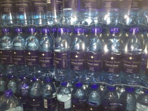 Designer Water Bottled Water