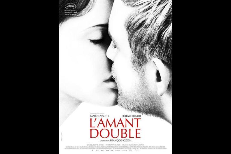 L'AMANT DOUBLE AFFICHE