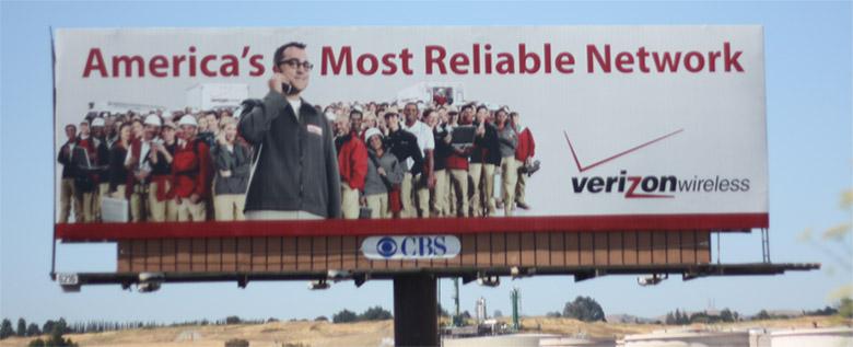 Verizon's Flash Mob