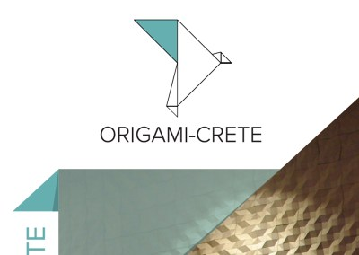 Origami-Crete Promotional Banners
