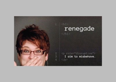 Renegade Business Cards