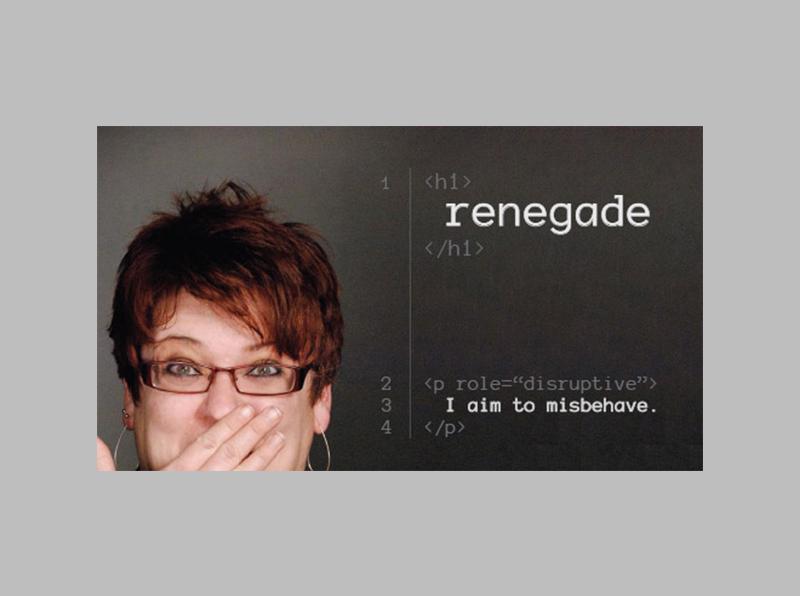 Renegade business cards firebrand design renegade business cards software adobe indesign reheart Choice Image