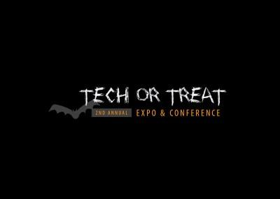 Tech or Treat Logo