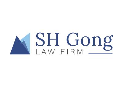 SH Gong Law Logo