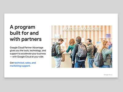 Google Cloud EdTech SXSW Edu Presentation