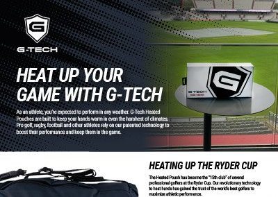 G-Tech Apparel Europe One Sheeter