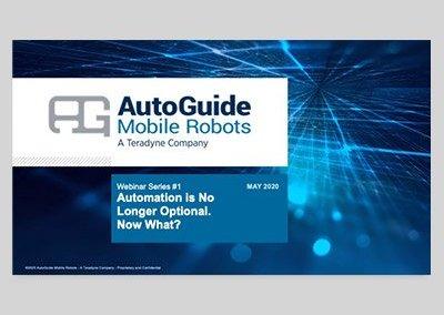 AutoGuide Webinar Presentation