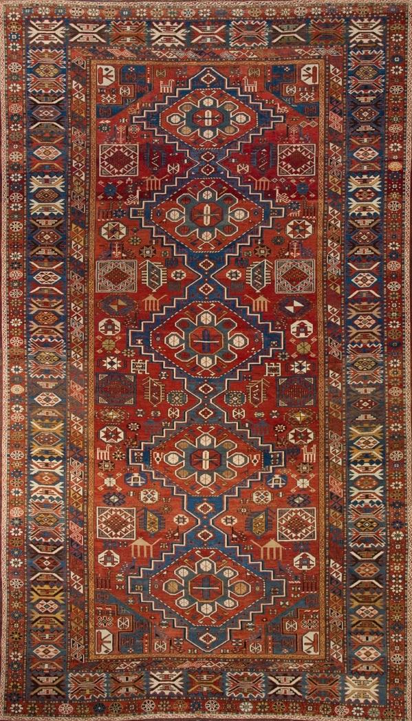 Caucasian Shirvan Antic rug