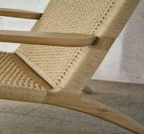 Weave lounge chair. Index exhibition, award-winning design, chair, lounge chair, Mishaal Marchant, Studio Ecomorph, designfix design fix, design blog, dubai blog