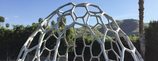 Mars Concrete Pavilion