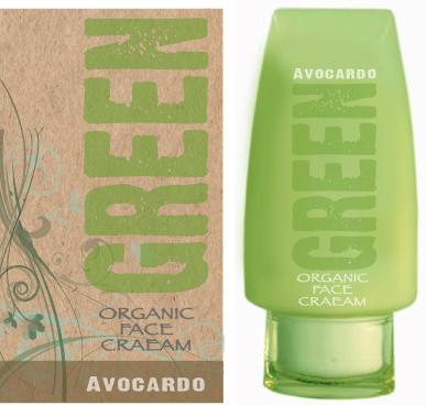 Green - Organic Face Cream