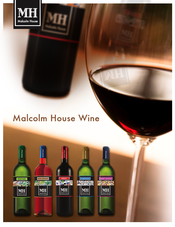 Malcolm House Wine