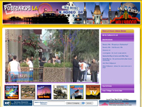 Postcards LA