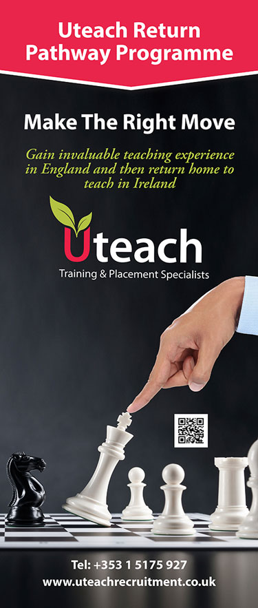 Uteach Pop-up Banner