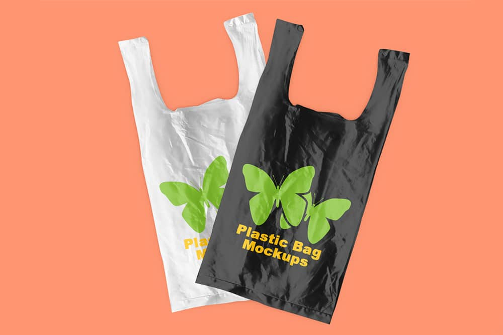 Download Free Download Plastic Bag Mockups for Your Next Packaging ...