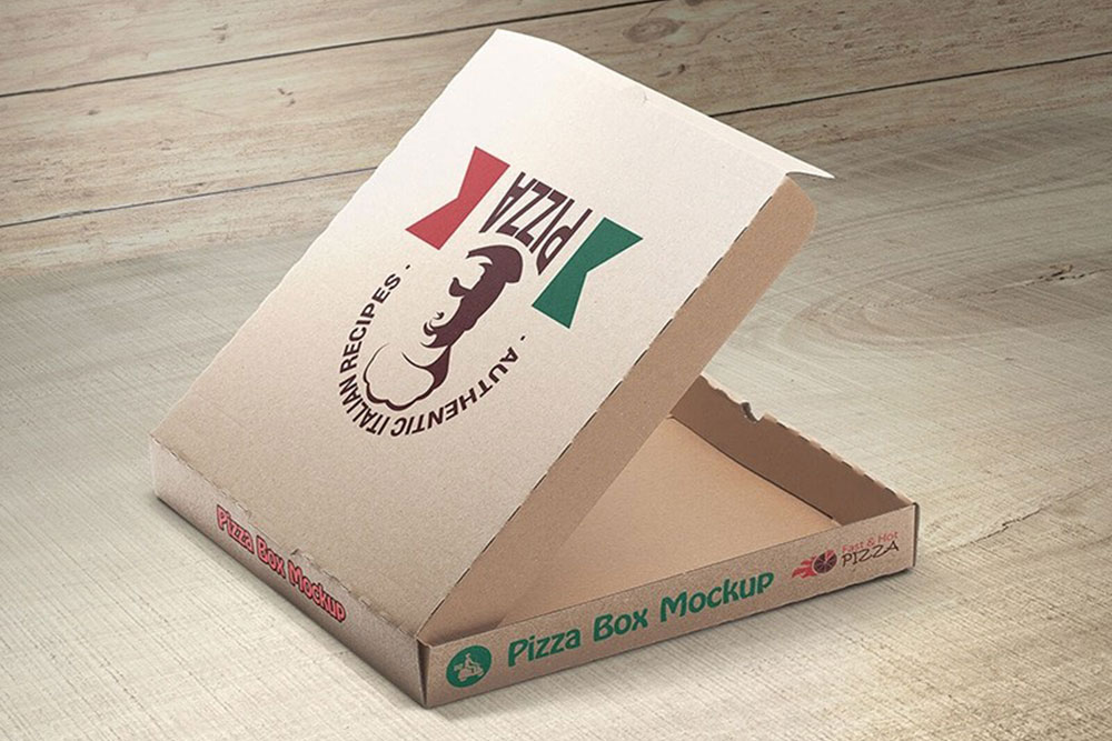 Download Download This Free Pizza Box Mockup in PSD - Designhooks