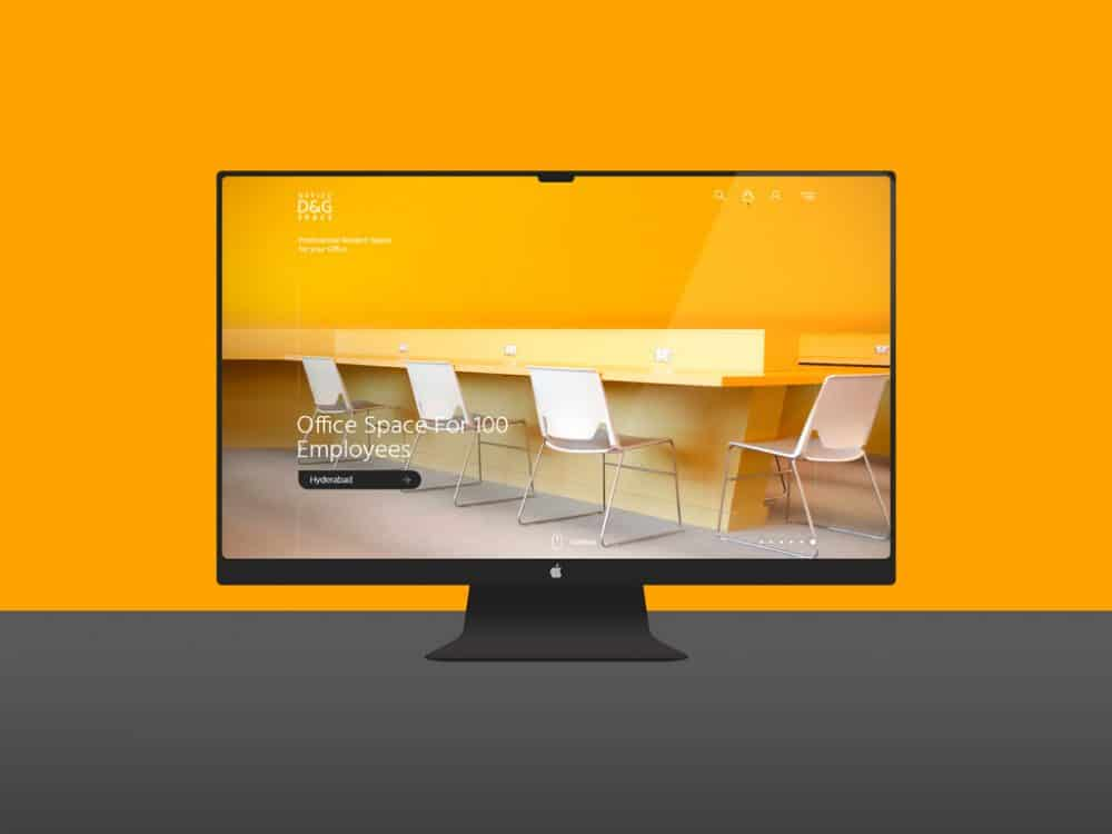 Apple Cinema Display Psd Mockup Download For Free Designhooks