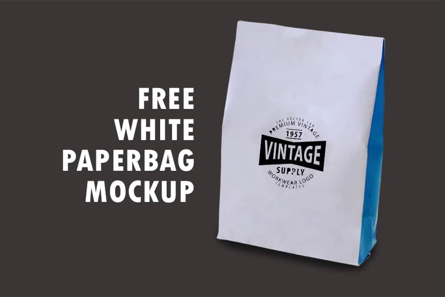 Download Paper Bag Mockup PSD Template Download for Free - DesignHooks