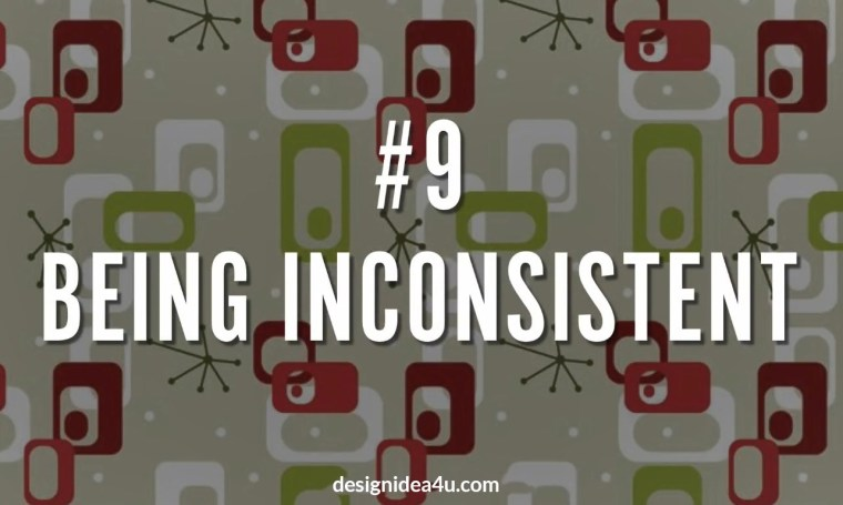 Being Inconsistent