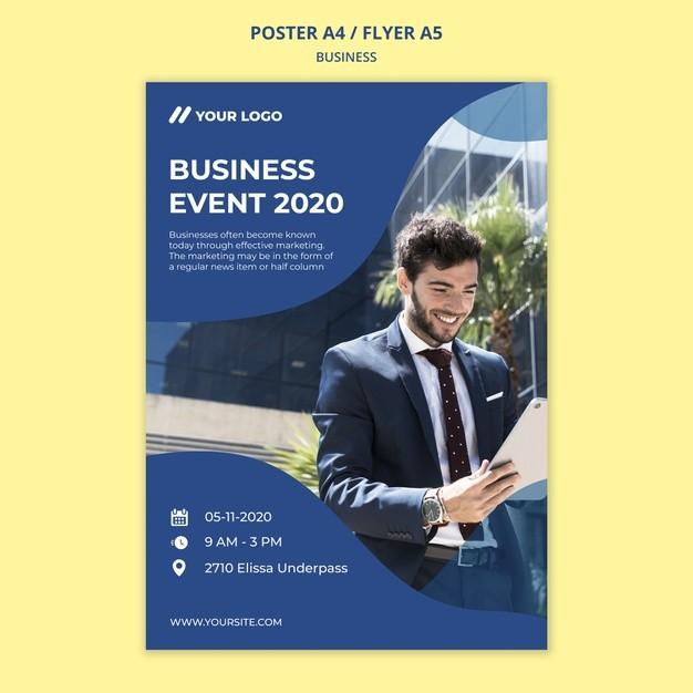 Corporate Flyer Design 2020