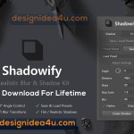 Shadowify Free Download For Lifetime - Blur & Shadow Kit - Photo