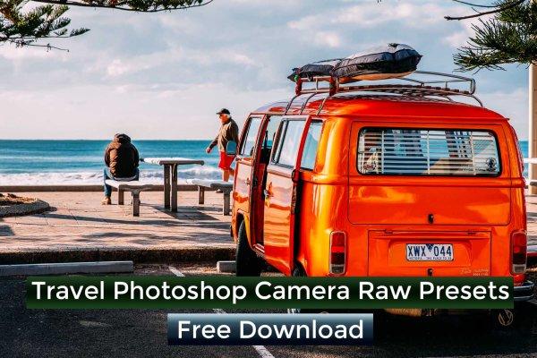 Travel Photoshop Camera Raw Presets Free Download