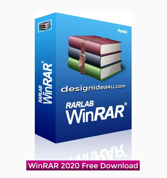 WinRAR Free Download Full Version (2020) Windows 7-8-10, (32and64-bit)