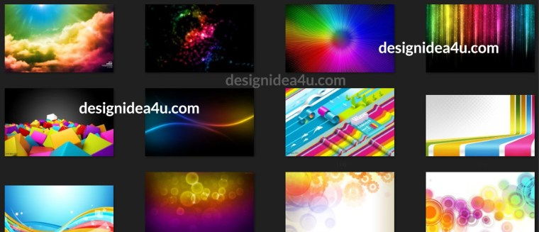 40 Colorful Abstract Backgrounds Bundle Free Download