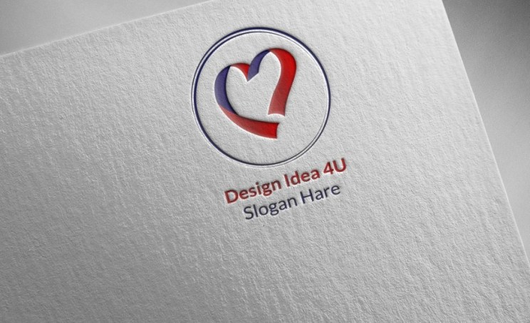Multipurpose Medical - Health - Doctor And Clinic Heart Logo