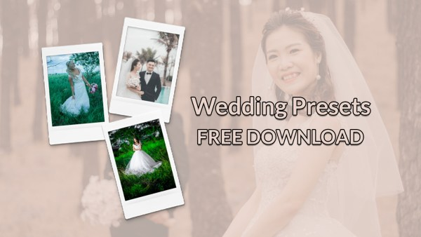 New 22 Wedding Presets For Photoshop Camera Raw 2020