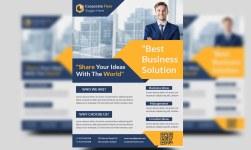 Multipurpose Professional Corporate Business Flyer Template