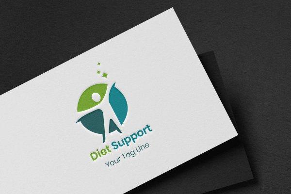 Healthy Diet Logo Design Vector Free Download   Design Idea 4u