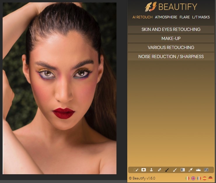 Beautify Panel Photoshop Extensions Free Download For Life Time