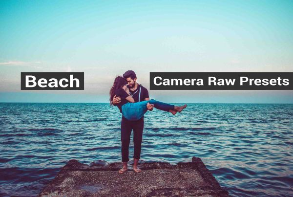 Best 13 Beach Photoshop Camera Raw (ACR) Preset Free Download