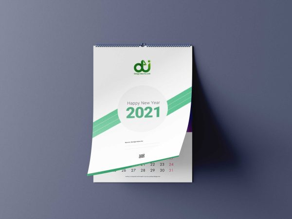 Calendar 2021 – Business wall calendars 2021 | Design Idea 4u
