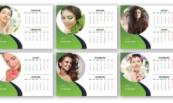 Free Download 2021 Salon and Spa Marketing Calendar