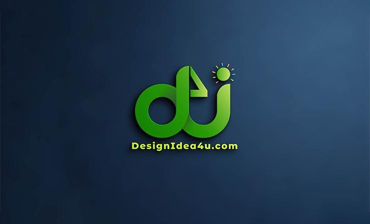 New Modern 3D Logo Mockup PSD File Free Download