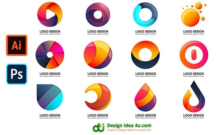 Colorful Modern Shape