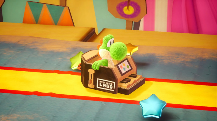 [TECH NEWS] Yoshi's Crafted World is classic gaming joy, Nintendo-style