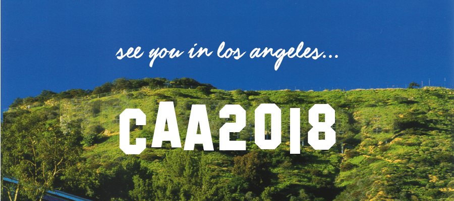 Colloquium 4.2: CAA Conference 2018 Call for Submissions