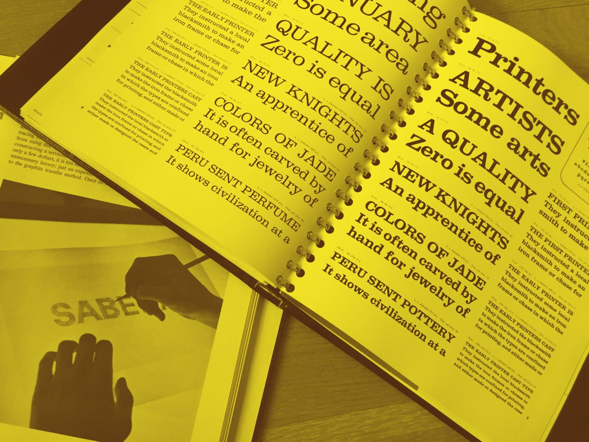 Affiliated Society Meeting: Design Incubation Special Program on Typography