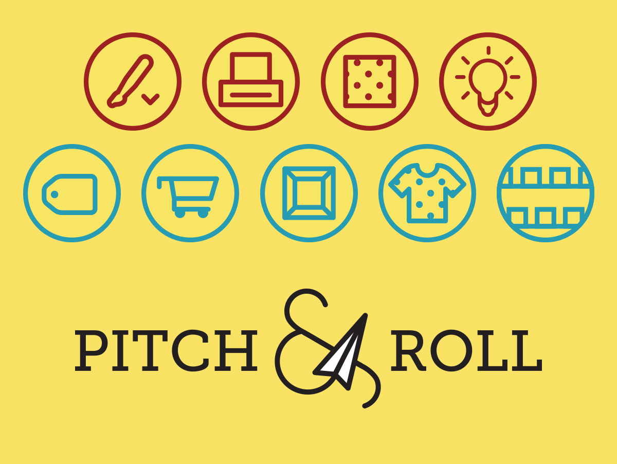 Pitch & Roll: Exploring Low-Risk Entrepreneurship for Student Designers