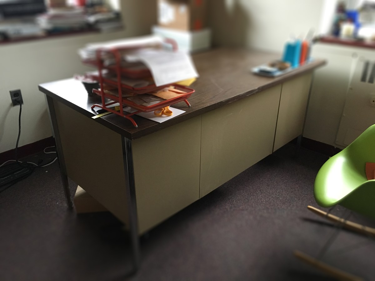 Divided Desks: The Inequity of Gendered Design