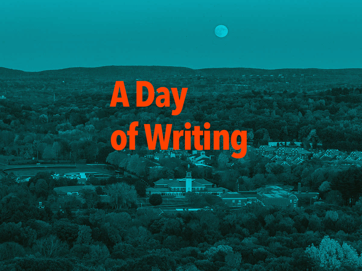A Day of Writing