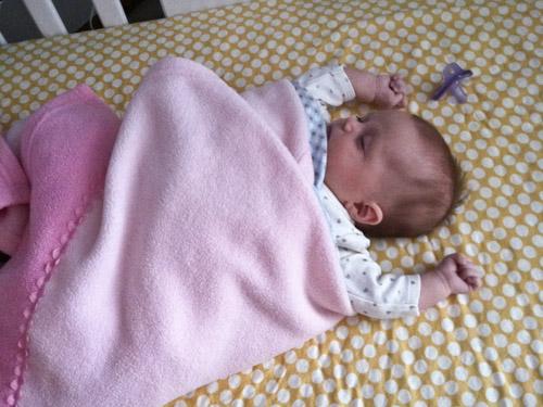 Vera Sleeping