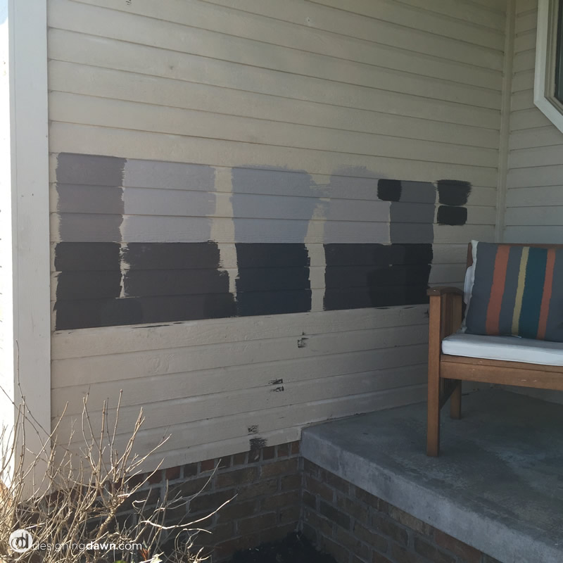 Exterior Updating: Picking Paint Colors
