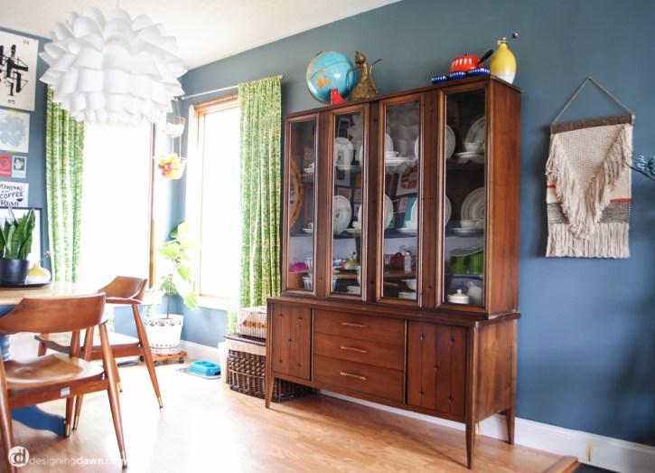 Broyhill Saga Hutch - Designing Dawn