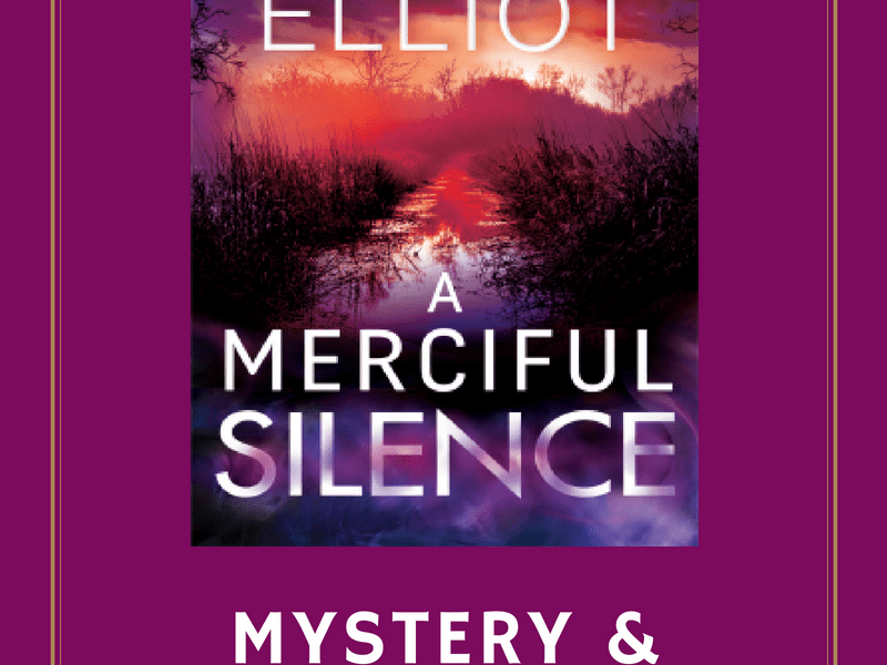Merciful Silence, merciful, silence, Kendra, Elliot, romance, mystery, suspense, book 4
