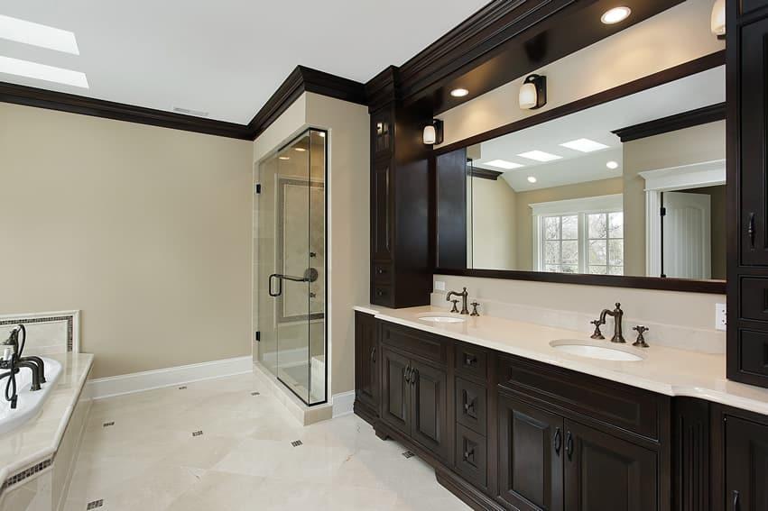 60 Luxury Custom Bathroom Designs & Tile Ideas