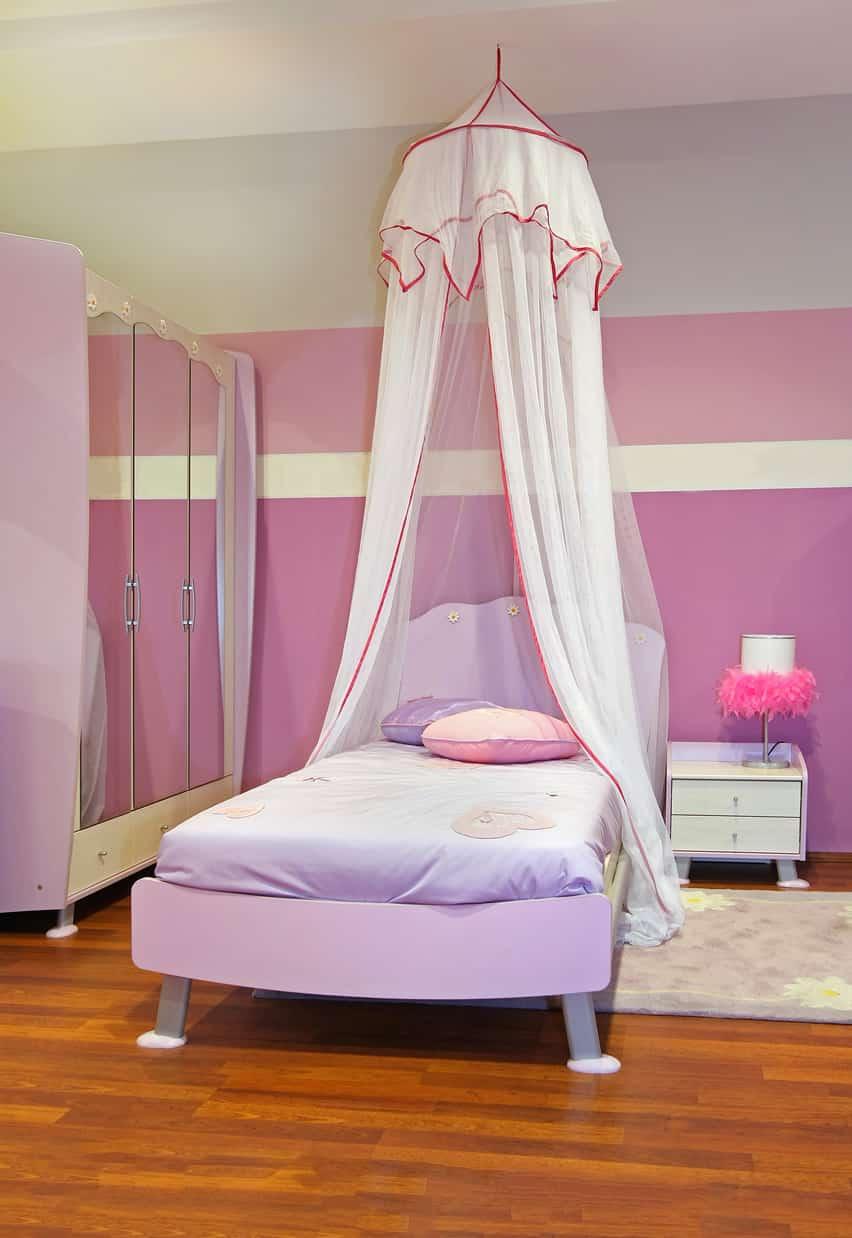 27 Beautiful Girls Bedroom Ideas - Designing Idea on Beautiful Room For Girls  id=52685